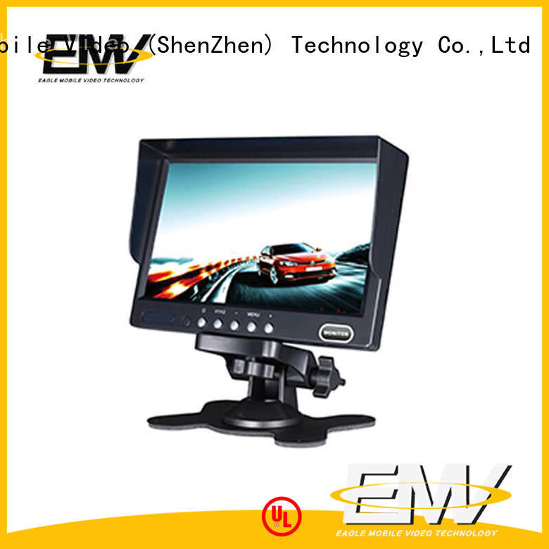 newly car rear view monitor view bulk production for taxis