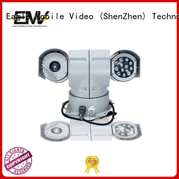 Eagle Mobile Video monitoring PTZ Vehicle Camera for-sale for police