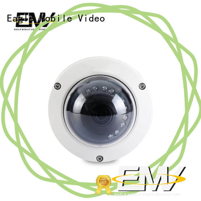 Eagle Mobile Video safety vehicle mounted camera effectively for train