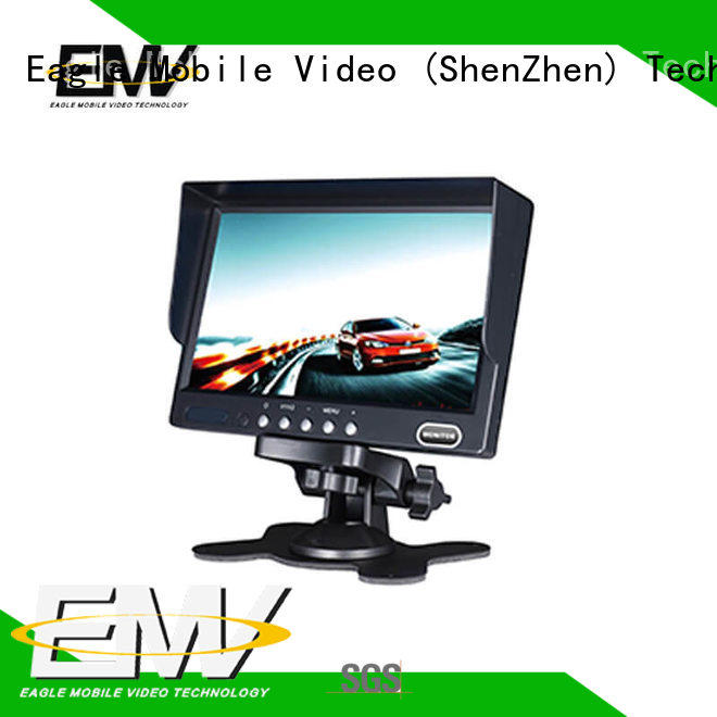 Eagle Mobile Video quality 7 inch car monitor rear for cars