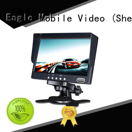 new-arrival rear view camera monitor at discount for police car Eagle Mobile Video