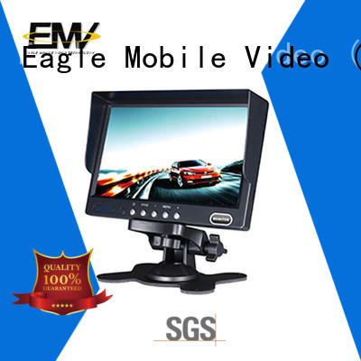 Eagle Mobile Video quality rear view camera monitor free design for prison car