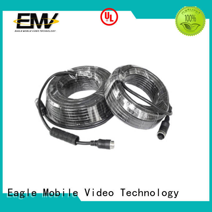 Eagle Mobile Video new-arrival 4 pin aviation cable box for police car