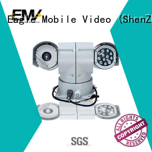 Eagle Mobile Video high-quality PTZ Vehicle Camera for airports