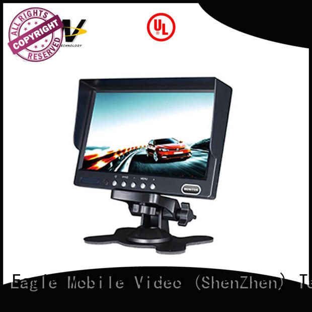 light view car rear monitor rear Eagle Mobile Video company