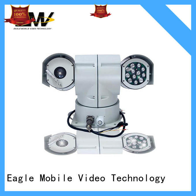 Eagle Mobile Video wireless ahd ptz camera certifications for road emergency
