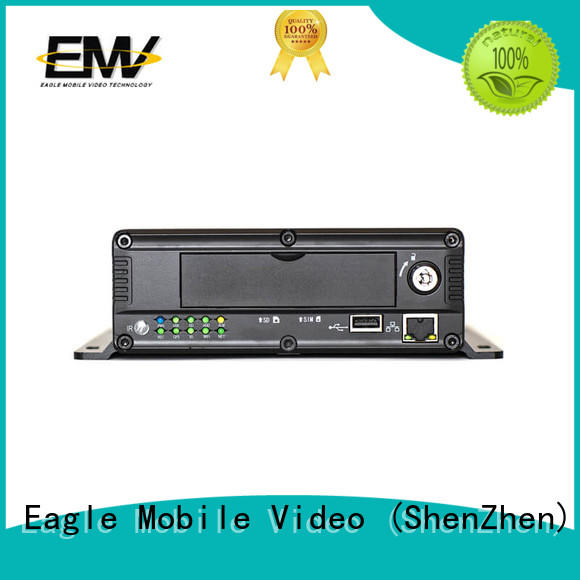 Eagle Mobile Video buses mobile dvr system free design for cars