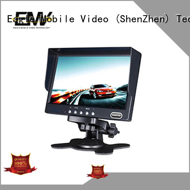 Eagle Mobile Video inch TF car monitor bulk production for ship
