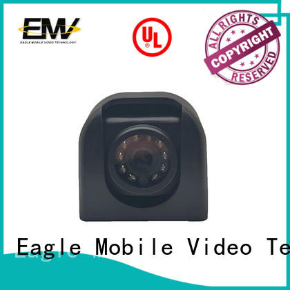 Eagle Mobile Video high efficiency vehicle ip camera for buses
