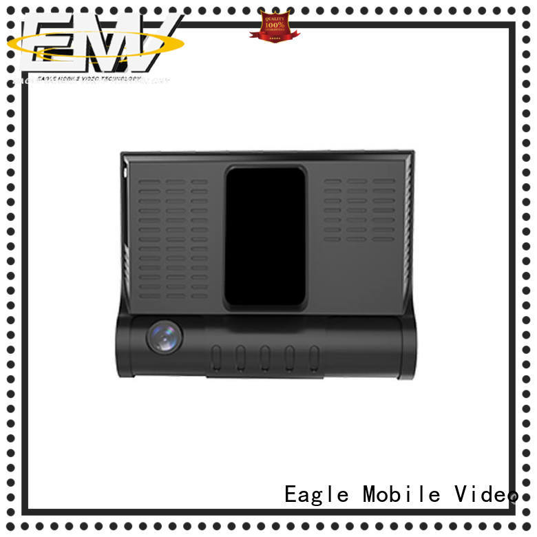 mobile dvr with wifi system for delivery vehicles Eagle Mobile Video