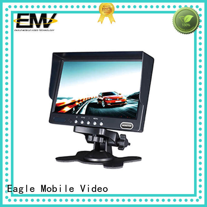Eagle Mobile Video new-arrival TF car monitor free design for ship
