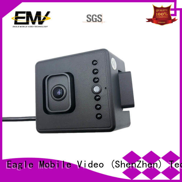 Eagle Mobile Video easy-to-use car camera in-green