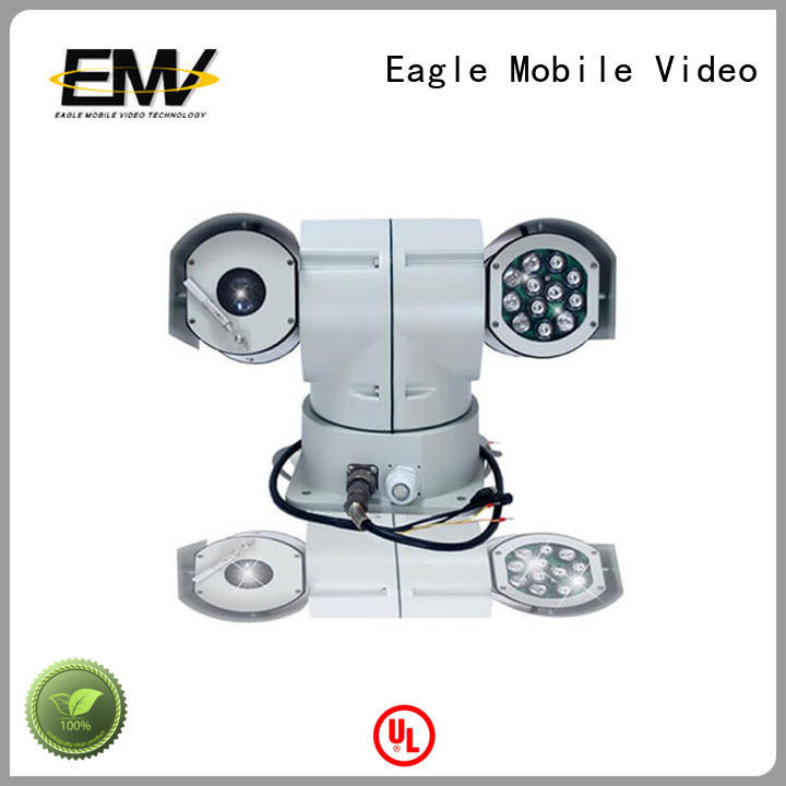 fine- quality PTZ Vehicle Camera device package for road emergency