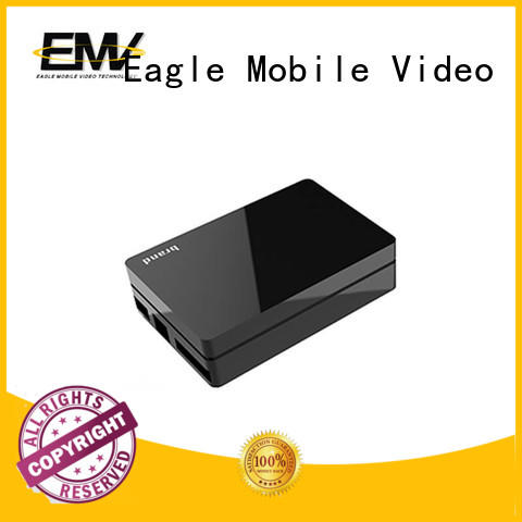 Eagle Mobile Video low cost GPS tracker factory price for police car