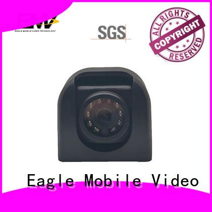 IP vehicle camera side for police car Eagle Mobile Video