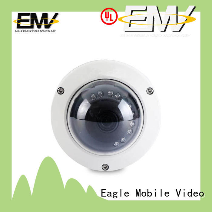IR Night Vision 1080P 720P AHD Vehicle Vandalproof Dome Camera