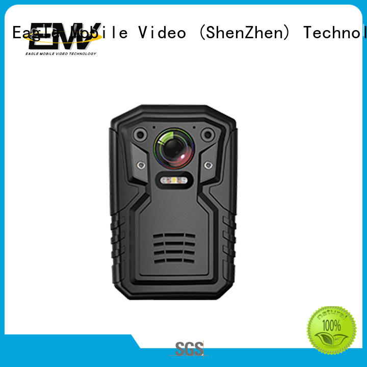 Eagle Mobile Video operation police body camera producer for delivery vehicles