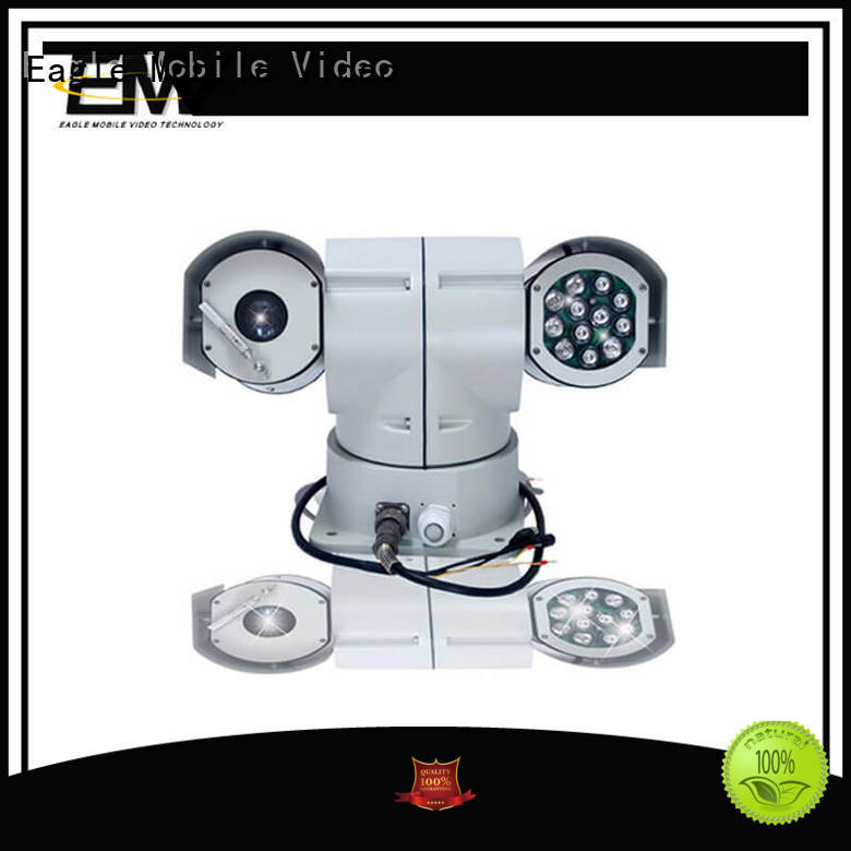 Eagle Mobile Video low cost PTZ Vehicle Camera in different shape for military