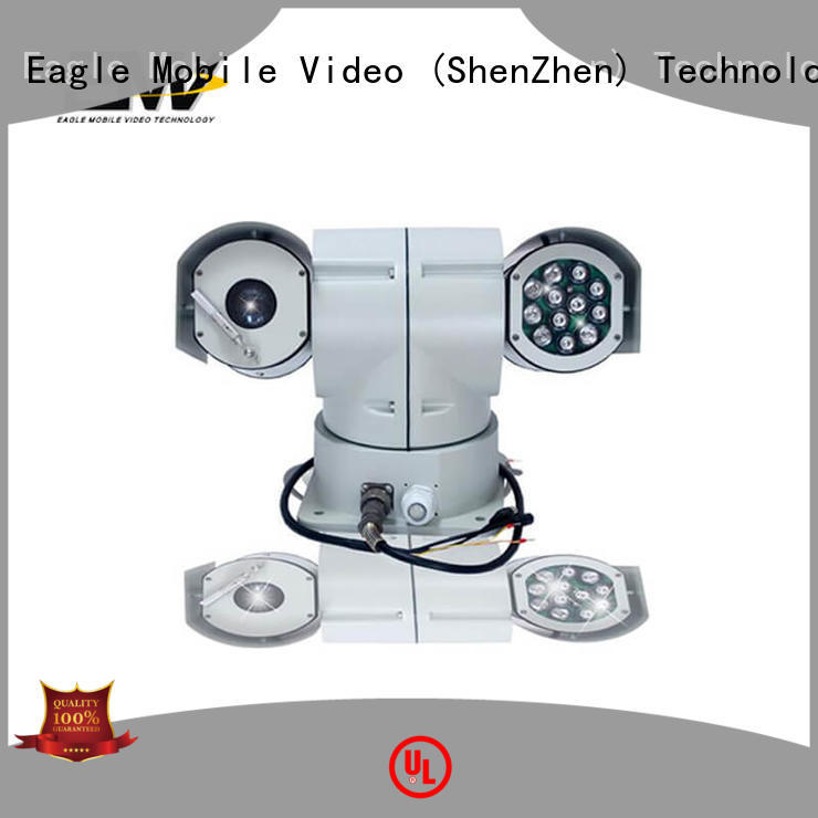 Eagle Mobile Video quality ahd ptz camera package for military