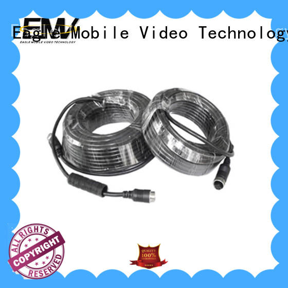 Eagle Mobile Video low cost 4 pin aviation cable factory price