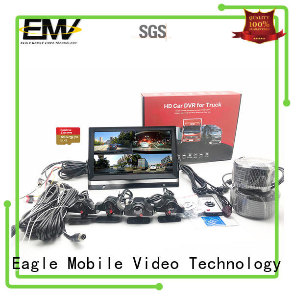 Eagle Mobile Video new-arrival mobile dvr bulk production for police car