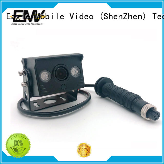 high efficiency vehicle mounted camera waterproof type for police car