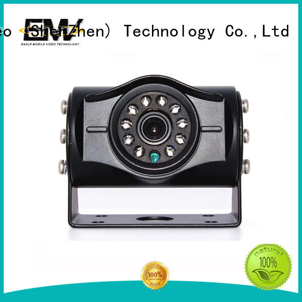 Eagle Mobile Video vandalproof dome camera for train