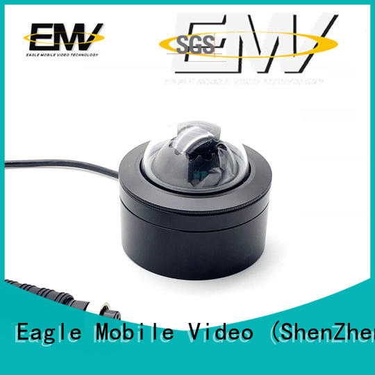 Eagle Mobile Video vandalproof dome camera type for train