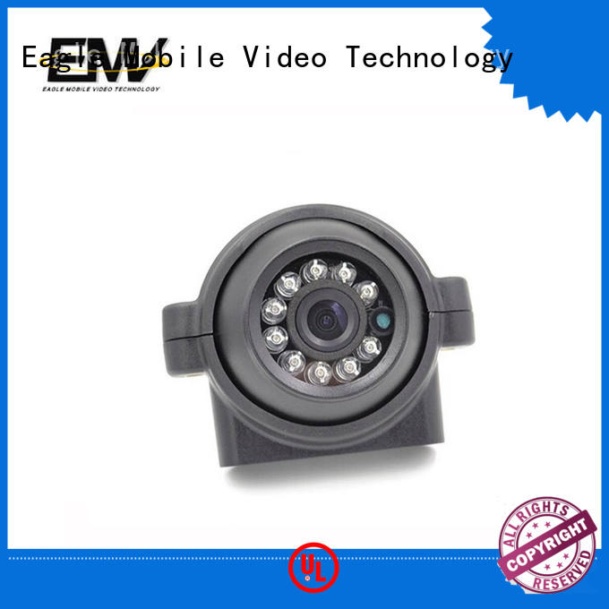 Eagle Mobile Video easy-to-use ahd vehicle camera effectively for buses