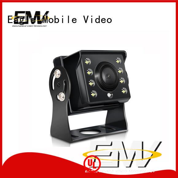 Eagle Mobile Video hard cameras for truck owner for prison car