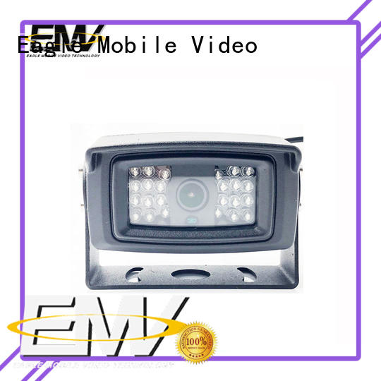 Eagle Mobile Video vandalproof dome camera popular for law enforcement