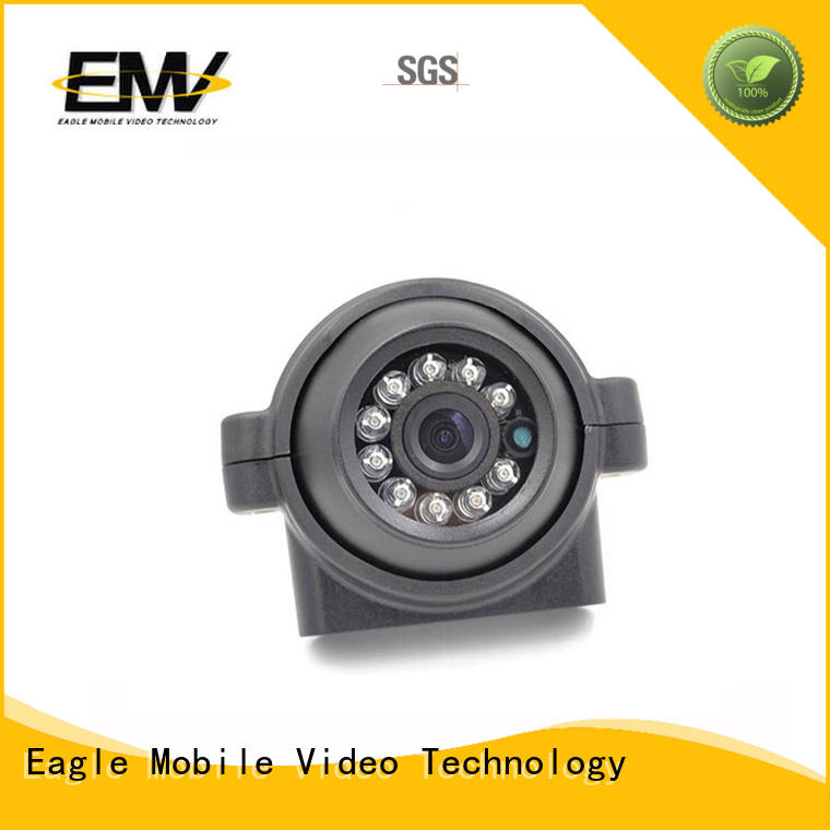 adjustable vandalproof dome camera duty type for train