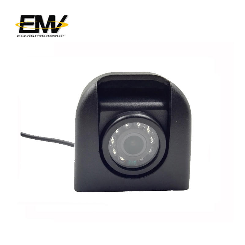 1080P 960P 720P AHD Cars Truck Side View Camera EMV-012H Can work with mdvr hikvision