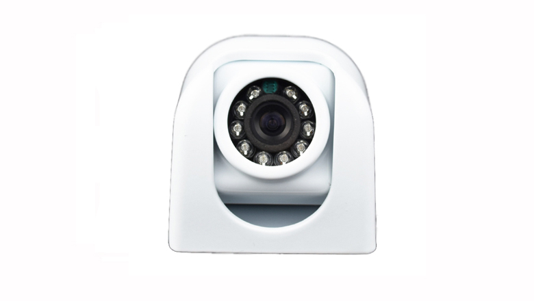 Eagle Mobile Video inside ip dome camera for police car-2