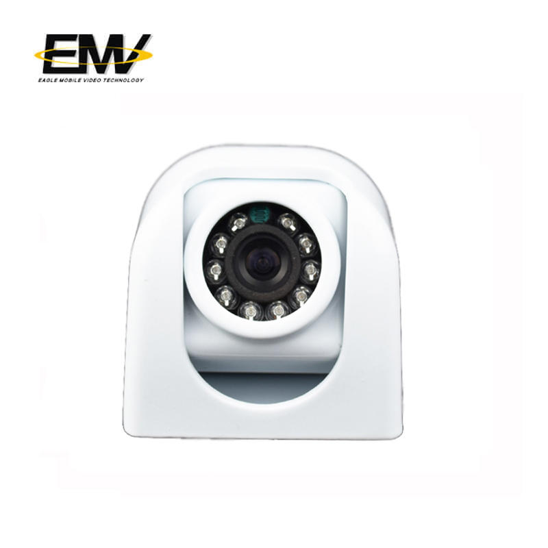 1080P 960P 720P AHD Waterproof Side View Camera For Bus EMV012H