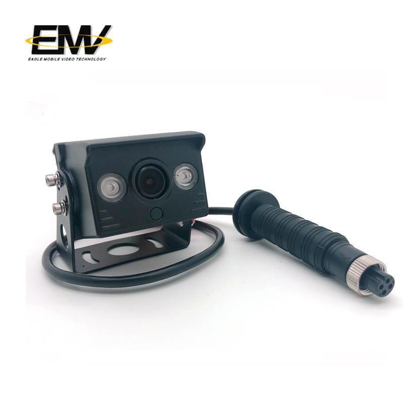 1080P 960P 720P IP69K Waterproof Rear View Mirror Car Camera