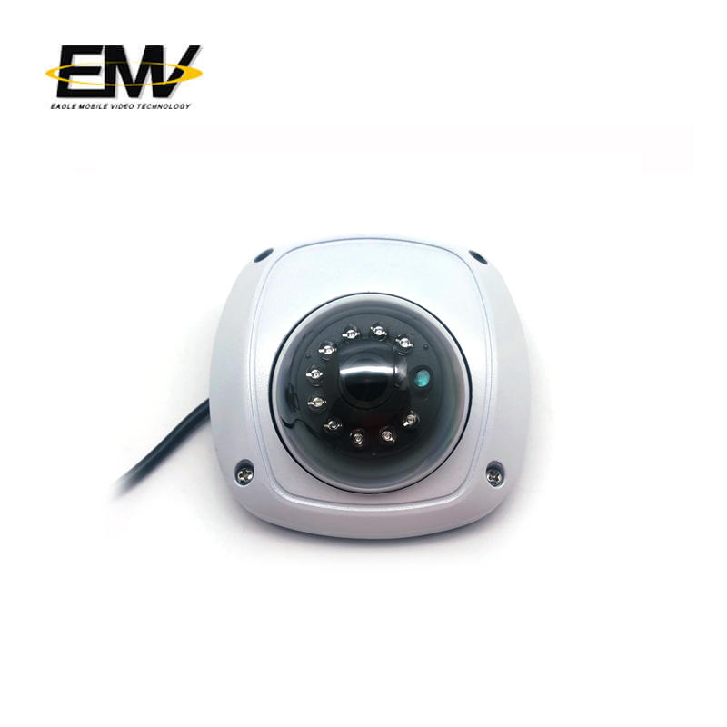 1080P 960P 720P Security CCTV camera Hemisphere Dome Camera for Bus EMV041Q