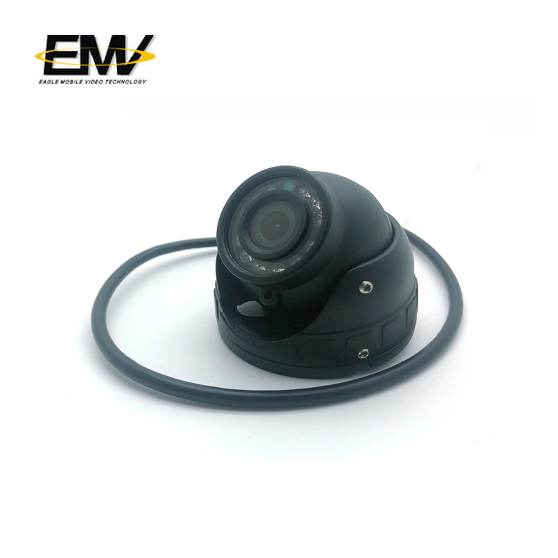 Eagle Mobile Video truck vandalproof dome camera-1
