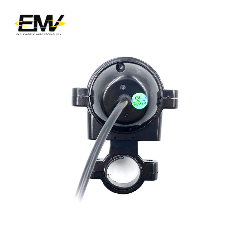 1080P 960P 720P IP69K Waterproof Angle adjustable side view Camera for Side Mirror Bracket Installation