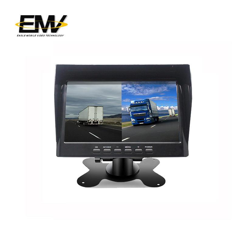 7 Inch 960P Monitor Recorder DVR Cameras All In One System E-MR01