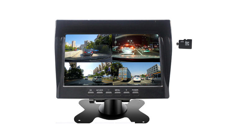 new backup camera system manufacturer