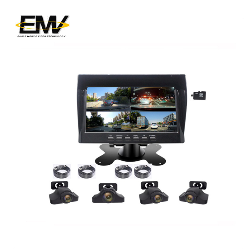 Eagle Mobile Video card mobile dvr from manufacturer for train-1