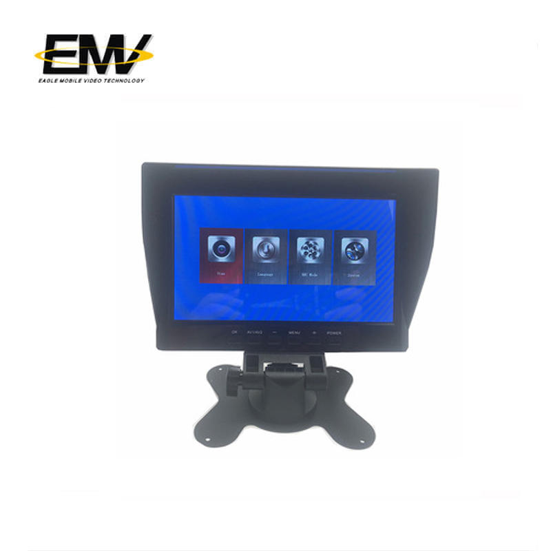 7 Inch 2Way 960P Reverse  Bus Car Video Camera Monitor System  E-MR02