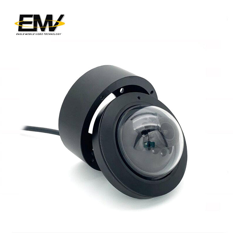960P 1080P Security & Surveillance Metal Mini Dome CCTV Cameras for School Bus/Bus/Rail  EMV-043M