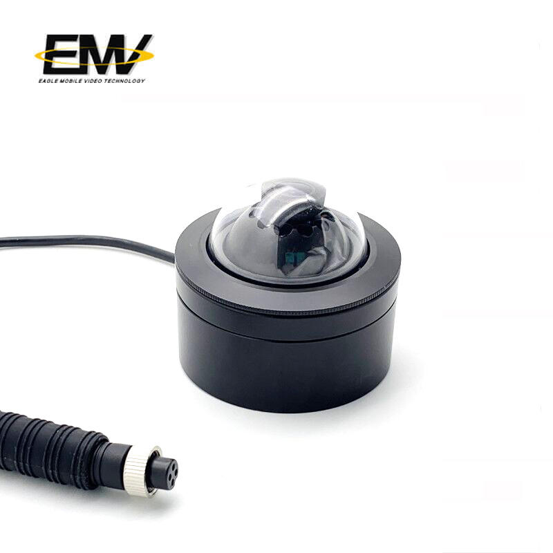 960P 1080P Security & Surveillance Metal Mini Dome CCTV Cameras for School Bus/Bus/Rail  EMV-043M