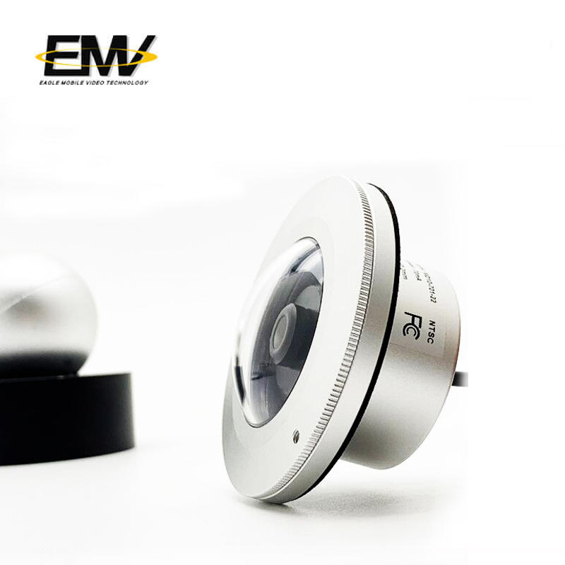 720P 960P 1080P Metal Mini Dome Cameras for Inside View  BUS/TRUCK/TRAIN/SUBWAY  EMV-002S