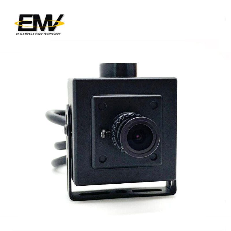 Dustproof Mini Front view vehicle camera for Car EMV-033M
