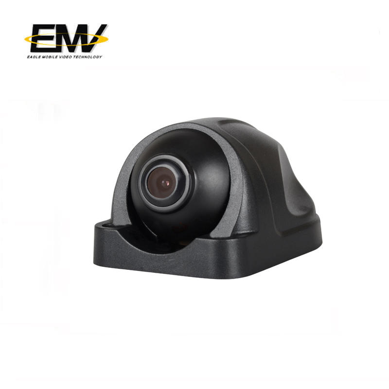 Waterproof Vehicle AHD Metal Mini side view camera for BUS/TRUCK EMV-33AL