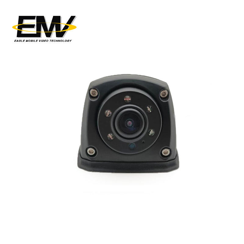 Waterproof IP69K side view camera for truck EMV-012R