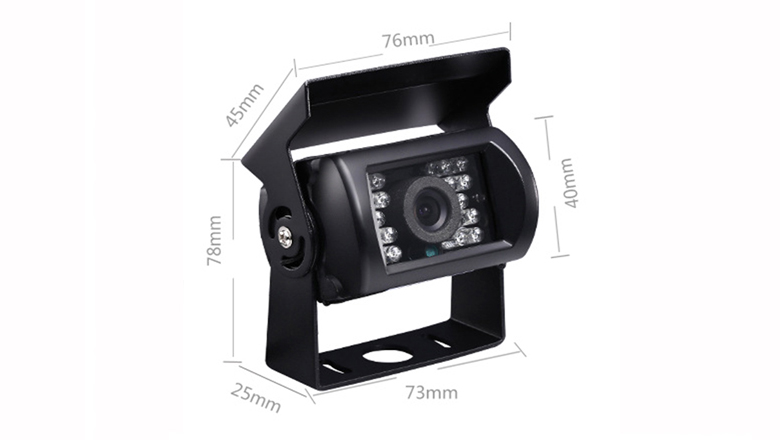 easy-to-use vandalproof dome camera vehicle supplier for prison car-3